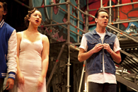 2011 West Side Story Rehearsal