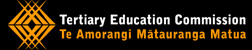 Tertiary Education Commision Logo