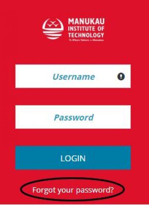 Learner Portal login