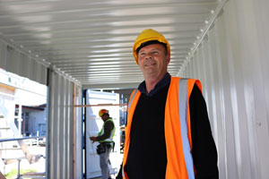 Manurewa High School Container Project