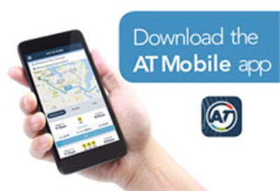 Download the AT mobile app