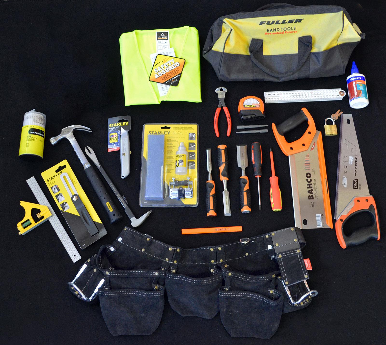 Start up tool kit